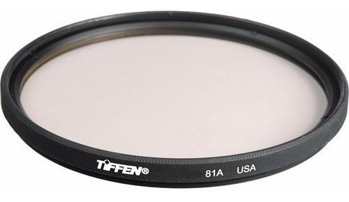 Filtro Tiffen 52mm 81a Conversão De Cor Para Fotos Com Filme