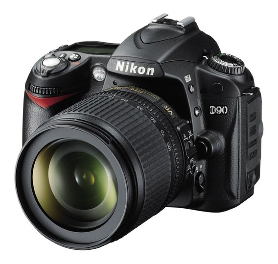 Câmera Digital Profissional Nikon D90