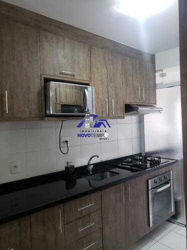 Apartamento À Venda, 2 Dormitórios - Reserva Da Aldeia - Carapicuiba - Ap00621 - 68546584