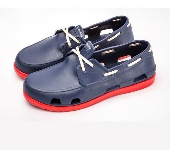 Zapato Tipo Mocasin Para Hombre Greenbox Sv-035