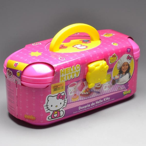 Doceria Da Hello Kitty Sunny Massinha 335