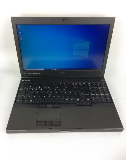 Workstation Dell Precision M4700 I7 8gb 256gb Hd Ssd + Nf
