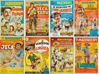 Coleção Mazzaropi Todos Os Filmes Em Dvd
