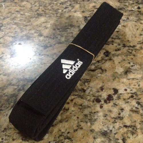 As Precipicio Inferior  Cinturón Negro adidas 200cm Nuevo Original Karate Taekwondo   Mercado Libre