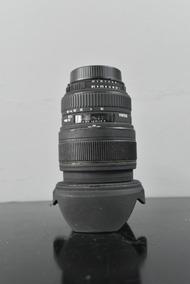 Objetiva Sigma Para Nikon 24-70mm 2.8f + Filtro Uv