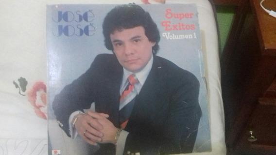 Disco De Acetato Jose Jose