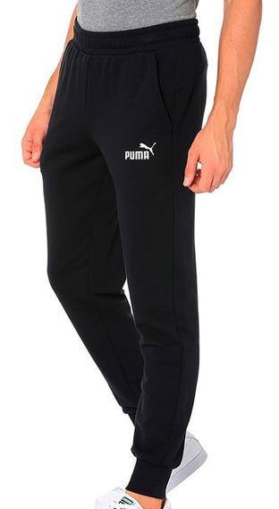 Pantalon Puma Moda Essential Logo Hombre Ng