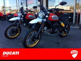 Ducati Scrambler 800 Desert Sled 0km 1er Service Incluido