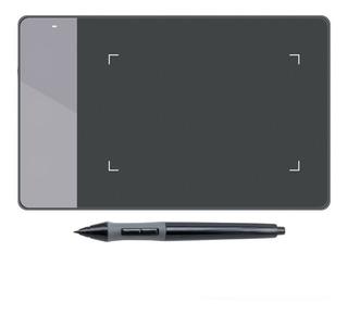 Tableta Gráfica De Dibujo Huion 420 Osu! - Negro/blanco