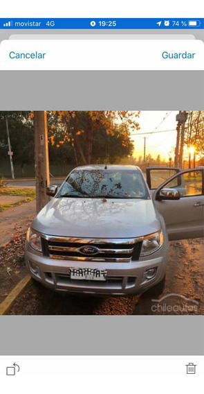 Ford Xlt Doble Cabina Xlt Bencina