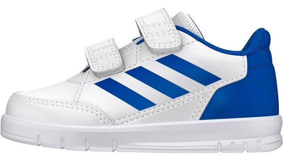 Zapatillas adidas Altasport Cf I - Ftwbla/azul/azul - D96844