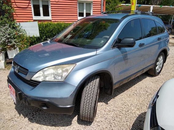 Honda Crv Lx 4x2 2007 Automática