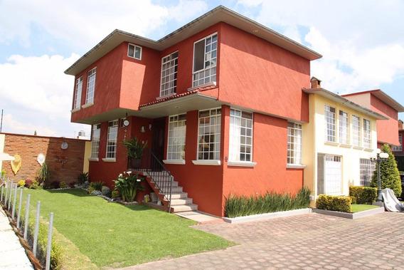 Venta Casa 4 Habitaciones Metepec Cerca De Av. Tecnológico