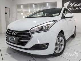 Hyundai Hb20s 1.6 Aut Premium 2016 Branco Flex