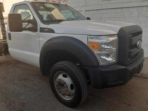 Ford F-450 2p Xl V10/6.8 Aut