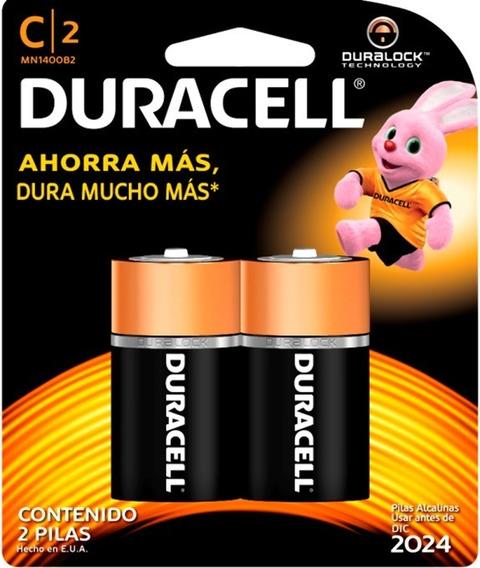 Bateria Duracell Cb C 1x2und