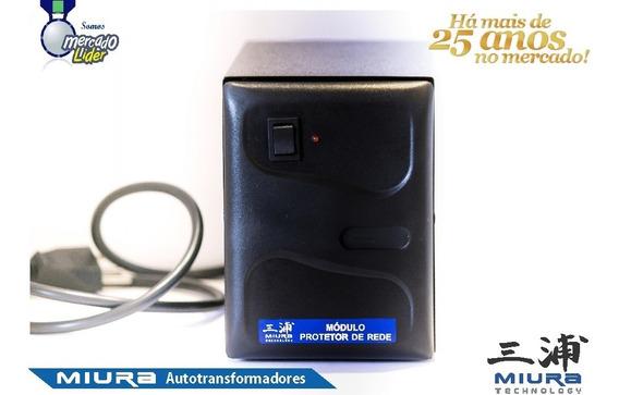 Estabilizador Módulo Protetor Miuratech Plus 3000va 110volts