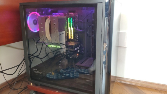 Desktop Pc Gamer Ryzen 7 Nvidia