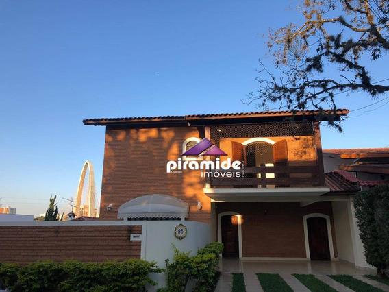 Casa Com 5 Dormitórios À Venda, 310 M² Por R$ 1.600.000,00 - Jardim Das Colinas - São José Dos Campos/sp - Ca5516