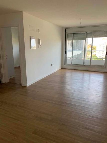 Apartamento Al Frente De 1 Dormitorio ,barbacoas En Malvin