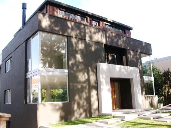 Casa A Estrenar En Alquiler - Barrio Cerrado Marina Canestrari - Punta Chica