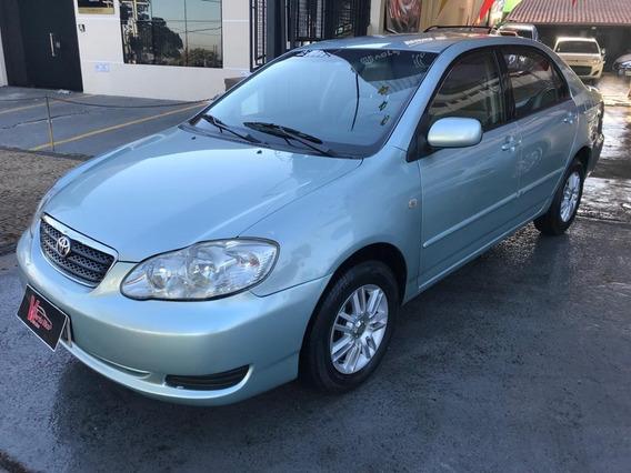 Toyota Corolla Xli 1.6 16v 2008