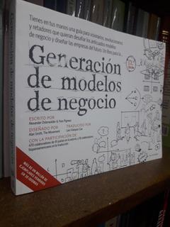 Generacion De Modelos De Negocio 17º Edicion