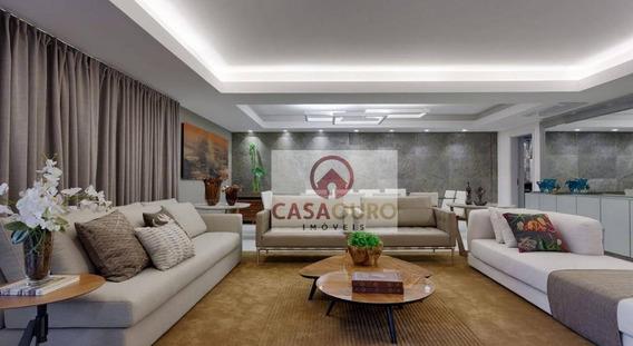 Apartamento Residencial À Venda, Vila Da Serra, Nova Lima. - Ap0181
