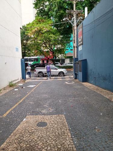 Salão Para Aluguel Em Cambuí - Sl011278
