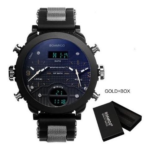 Reloj Deportivo Hombre Militar