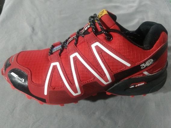 Zapatillas I-run Trekking 3d