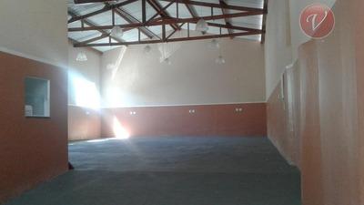 Galpão Comercial Para Locação, Vila Humaitá, Santo André - Ga0016. - Ga0016