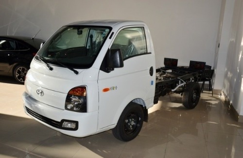 Hyundai Hr 2.5 Diesel Top No Chassi