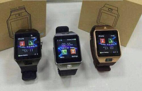 Imagen 1 de 6 de Reloj Inteligente Smartwatch Usb Bluetooth Pantalla Táctil