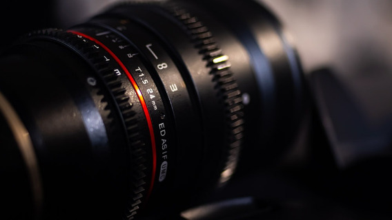 Lente Rokinon 24mm T1.5 Cine Ed As If Umc Sony E Mount