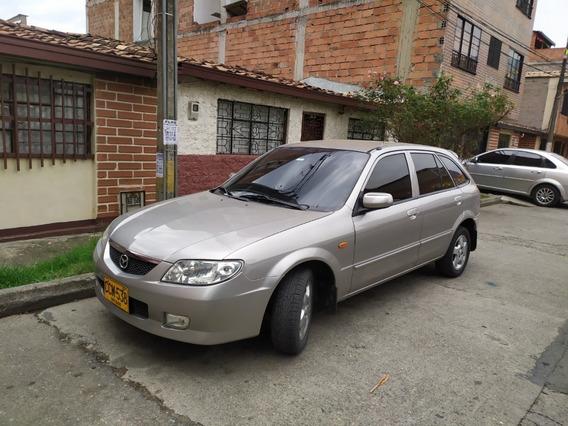 Mazda Allegro 2007