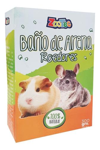 Arena Chinchilla Baño Roedores Jerbos Hamsters Sustrato X1