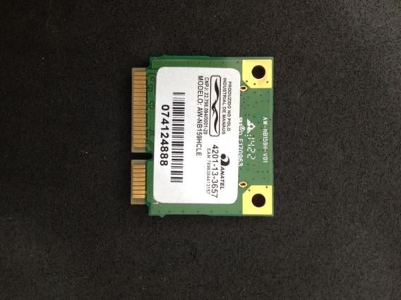 Placa Wifi Modelo: Aw-nb156hcle Usado Note Acer 5552-5664