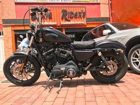 Harley Davidson Sporster 883 2013 Importada De Concesionario
