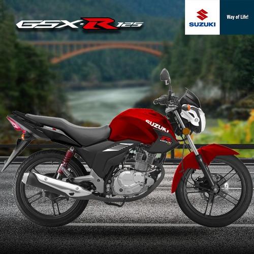 Suzuki Gsx 125 R 2021