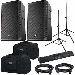 Electro-voice Ev Elx200-12p 12-inch Potenciados Parlantes ®