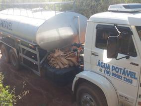 Caminhão Pipa Vw 16200 Vendo/troco Por Cabine Dupla/montana