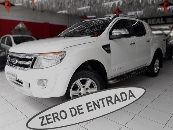 Ford Ranger 4x4 Diesel / Cabine Dupla Diesel / Temos Hilux
