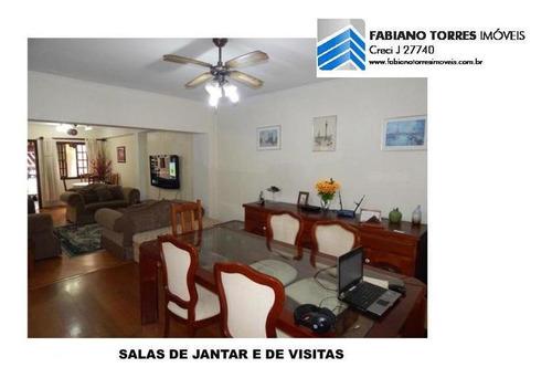 Sobrado Para Venda Em São Bernardo Do Campo, Terra Nova I, 5 Dormitórios, 2 Suítes, 4 Banheiros, 2 Vagas - 1422_2-596260