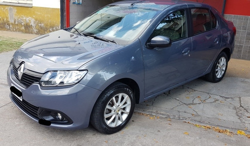 Renault Logan 1.6 Authentique Plus 85cv 2015