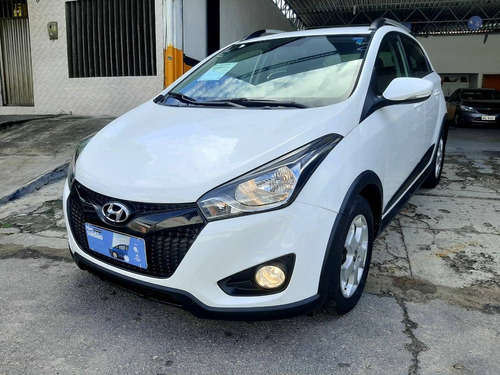 Imagem 1 de 6 de Hyundai Hb20x 1.6 16v Style Flex 4p Automático