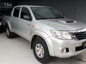 Toyota Hilux Cd Sr Automática 3.0 4x4 2012