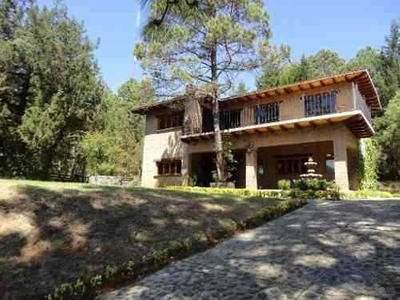 Preciosa Casa En Huasca De Ocampo, Hidalgo En Fraccionamient