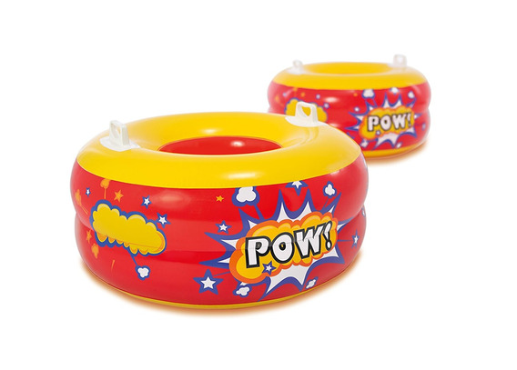 Pow-bumpers Inflable Intex