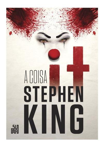 Livro - It A Coisa - Stephen King - Novo Lacrado